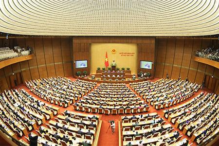 Triển khai nhiều biện pháp phòng, chống dịch Covid-19 phục vụ kỳ họp Quốc hội