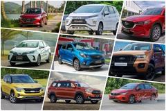 Xe bán chạy nhất của 9 hãng nửa đầu năm 2021 tại Việt Nam