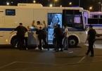Ẩu đả hỗn loạn ở thủ đô Nga, hơn 100 người bị bắt giữ