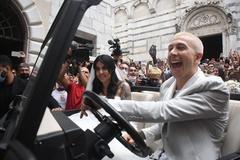 Chú rể Bernadeschi đến muộn vì mải diễu hành vô địch EURO 2020