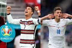 Ronaldo tranh bàn thắng đẹp nhất EURO 2020 với Pogba, Schick