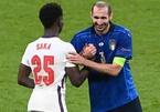 Nước Anh tan mộng vô địch EURO vì… lời nguyền của Chiellini