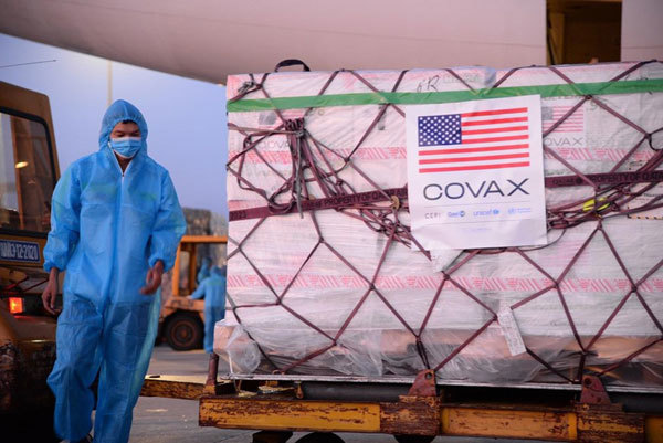 One million Moderna vaccine doses delivered to COVID-19-hit HCM City