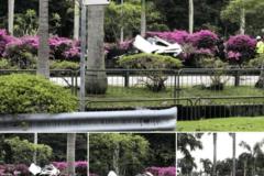 Siêu xe McLaren 720S mất lái, biến dạng kinh hoàng sau va chạm