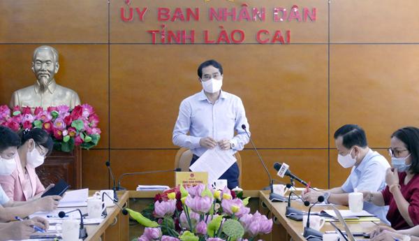 Lào Cai xử phạt mức cao nhất người vi phạm quy định phòng chống dịch Covid-19