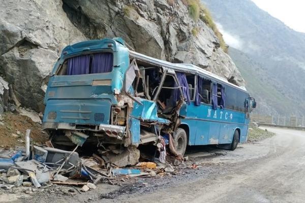 Nổ xe chở kỹ sư Trung Quốc tại Pakistan, ít nhất 13 người thiệt mạng