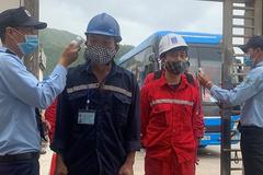 'Ba tại chỗ' trên các công trình dầu khí