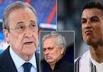 Chủ tịch Real Madrid lộ phát ngôn sốc, chửi Ronaldo và Mourinho