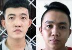 Hai thanh niên chạy xe ngược chiều để trốn khai báo, cầm dao đe dọa CSGT