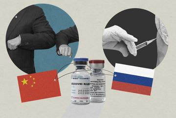 """Ngoại giao vắc xin Covid-19, """"quyền lực mềm"""" của Nga, Trung ở sân nhà EU"""