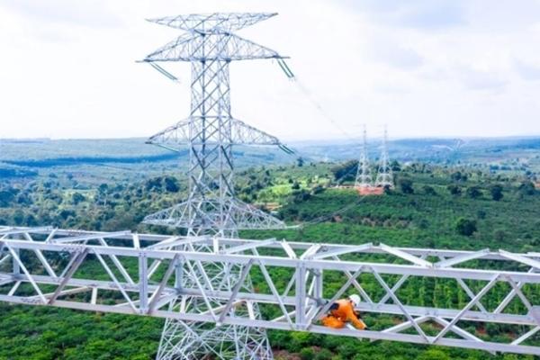 Dự án Nhà máy Điện gió Ea Nam mỗi năm sẽ bổ sung khoảng 1.173,6GWh vào nguồn điện quốc gia
