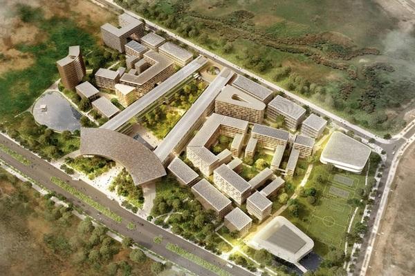 ĐH Fulbright Việt Nam được vay 37 triệu USD để xây dựng cơ sở mới