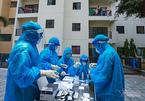Inside a field hospital in HCM City