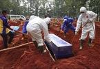 Ca tử vong và nhiễm mới Covid-19 toàn cầu tăng trở lại