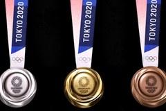 Bảng tổng sắp huy chương Olympic 2020 chung cuộc