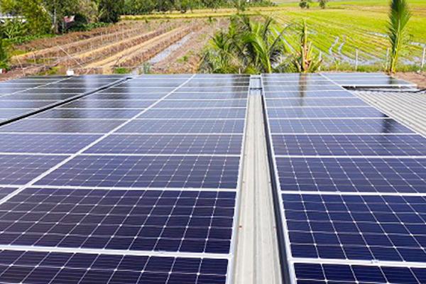 Việt Nam cùng ASEAN đẩy mạnh phát triển năng lượng xanh