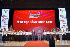 Đại học Văn Lang tuyển sinh khóa đầu ngành kinh doanh quốc tế