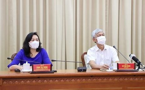 TP.HCM phân công người thay Phó Chủ tịch Võ Văn Hoan phụ trách chống dịch