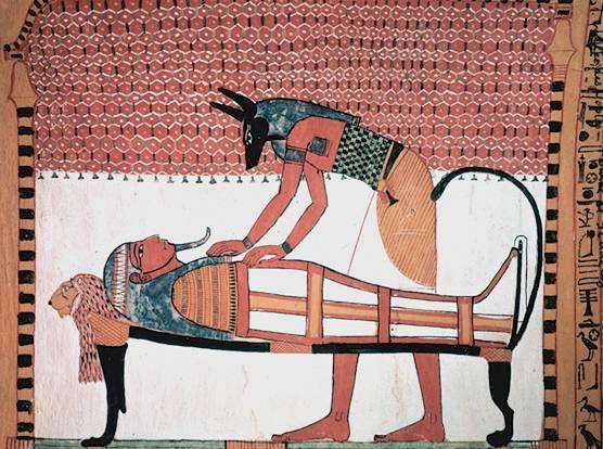 Giải bí mật thần Anubis của người Ai Cập cổ