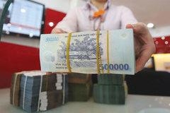 Nới room tín dụng nhiều ngân hàng, cuối năm bơm tiền ra nhiều