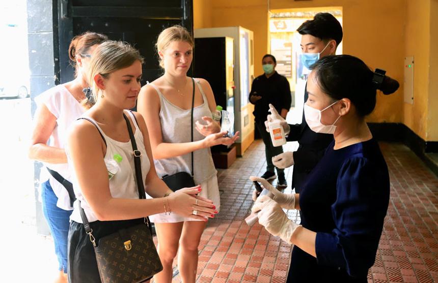 Khánh Hòa muốn sớm đón khách quốc tế đến Cam Ranh