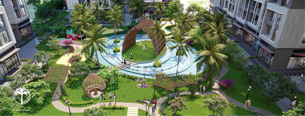 The Ocean View - đô thị nghỉ dưỡng trong lòng Vinhomes Ocean Park