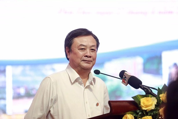 Prevention of natural disasters and the warning from Minister of Agriculture