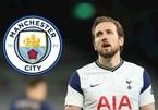 Man City mang tin xấu đến cho Harry Kane