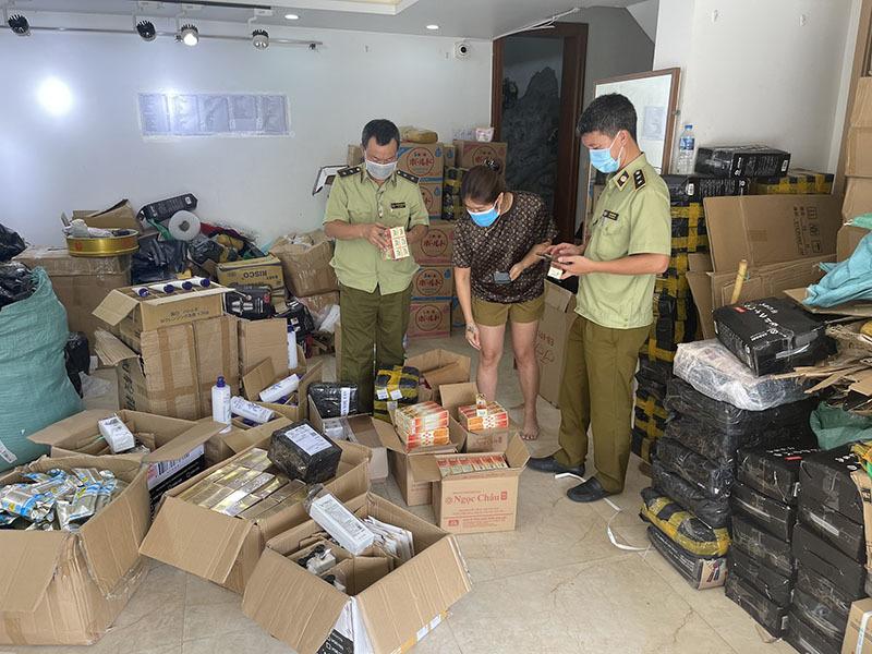 Chống hàng giả, buôn lậu để bảo vệ thương hiệu Việt