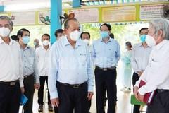 Phó Thủ tướng Trương Hòa Bình: Nếu ca mắc, tử vong tăng, khó chấm dứt Chỉ thị 16 ở TP.HCM