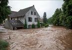 Lũ lụt ở Tây Âu làm nhiều người chết và mất tích