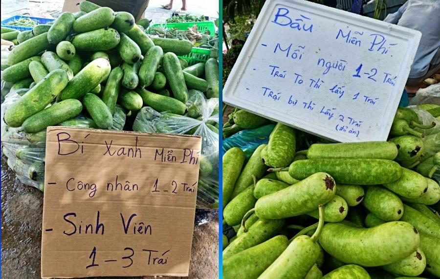 Anh bán rau bị chê dại vì 'không hốt bạc mùa dịch'