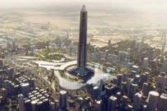 Đánh bại Âu, Mỹ; Bắc Phi sắp có tòa nhà cao nhất thế giới