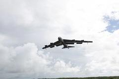 Mỹ điều oanh tạc cơ đến khu vực Ấn Độ Dương-Thái Bình Dương