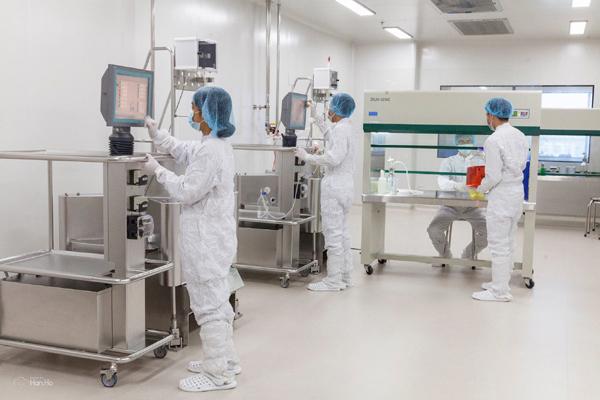 Hoàn thành 50% giai đoạn 3 thử nghiệm vắc xin Nanocovax