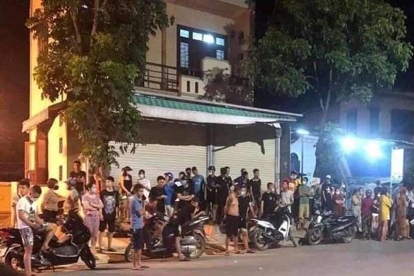 Con trai bị tâm thần chém mẹ tử vong ngay tại nhà ở Quảng Bình