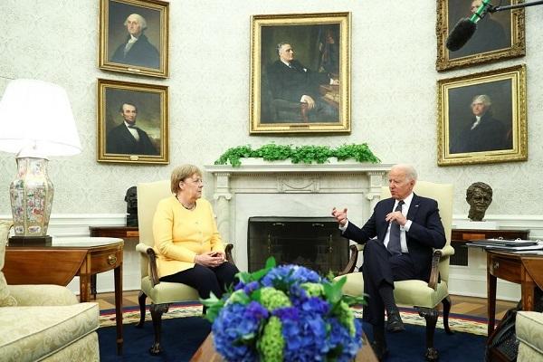 Mỹ-Đức phản đối Nga dùng Dòng chảy phương Bắc 2 làm 'vũ khí địa chính trị '