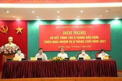 Hoàn thành nhiều Đề án lớn cho phát triển kinh tế đất nước