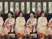 Artist promoting Vietnamese culture via TikTok