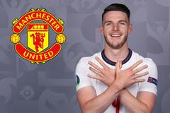 MU nỗ lực ký Declan Rice, Arsenal mua Abraham