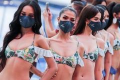 Thí sinh Hoa hậu Thế giới Philippines trình diễn bikini
