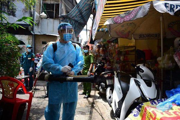 Hà Nội thông báo khẩn tìm người tới 2 nơi ở quận Hai Bà Trưng, Hoàn Kiếm