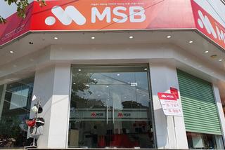 MSB chuyển địa điểm Phòng giao dịch Lâm Thao