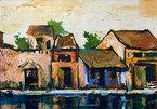 Online výstava představuje vietnamské a zahraniční umělce