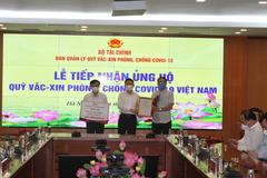 Bạn đọc báo VietNamNet ủng hộ quỹ vắc xin phòng, chống Covid-19