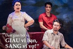Sân khấu Lệ Ngọc dựng vở mới 'Nước mắt của mẹ'