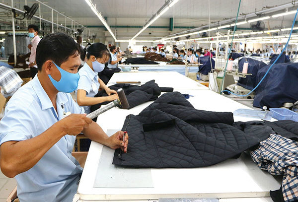 vietnam textile and garment industry,Covid-19 impacts