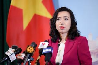 Việt Nam lên tiếng về tình hình gây rối trật tự tại Cuba