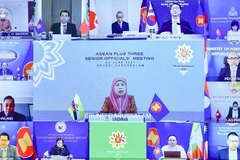 SOM ASEAN+3: Tăng cường hợp tác đẩy lùi dịch bệnh và thúc đẩy phục hồi toàn diện