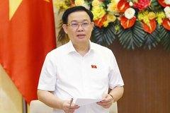 Chủ tịch Quốc hội: Hoàn thiện pháp luật về bầu cử phù hợp với thực tiễn